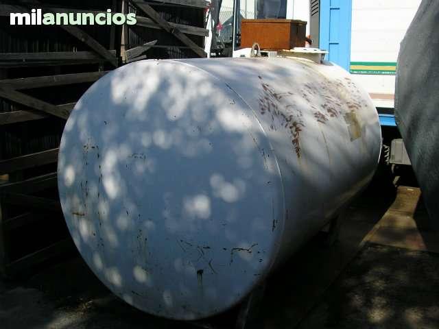 DEPOSITO GASOIL 3. 000 LITROS - foto 1