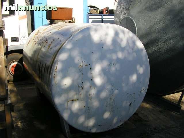 DEPOSITO GASOIL 3. 000 LITROS - foto 2