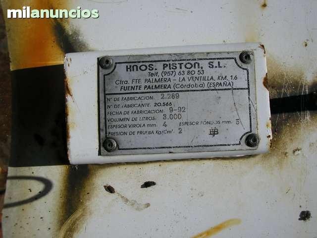 DEPOSITO GASOIL 3. 000 LITROS - foto 3
