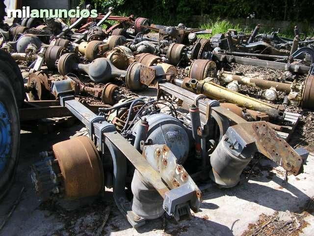 EJES CAMION USADOS - TODAS MARCAS - foto 3