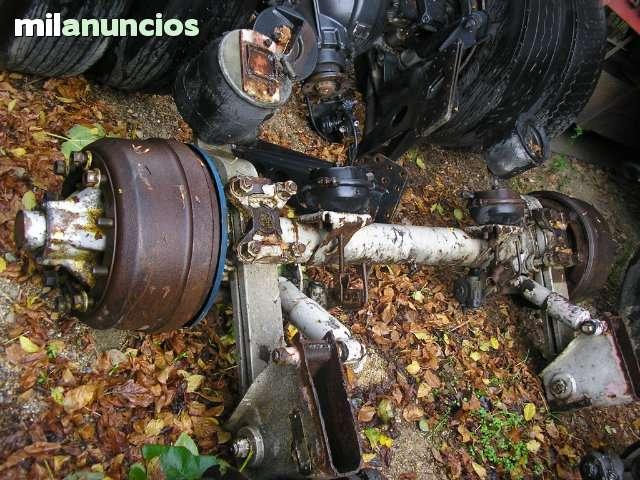 EJES CAMION USADOS - TODAS MARCAS - foto 4