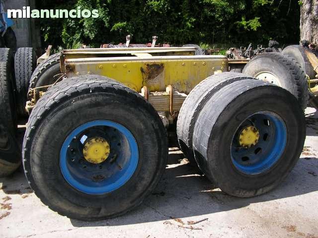 EJES CAMION USADOS - TODAS MARCAS - foto 6