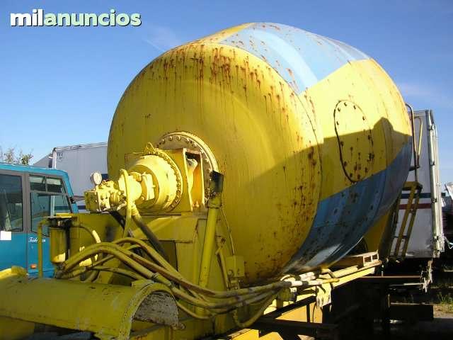 EQUIPO HORMIGONERA - 8 METROS CUBICOS - foto 3