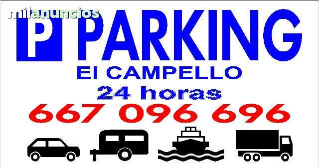 PARKING EL CAMPELLO - foto 1