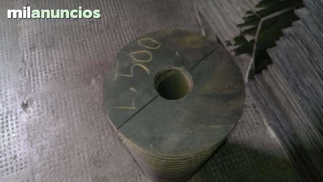 TACOS Y FALDONES DE GOMA VIBRADORES - foto 5