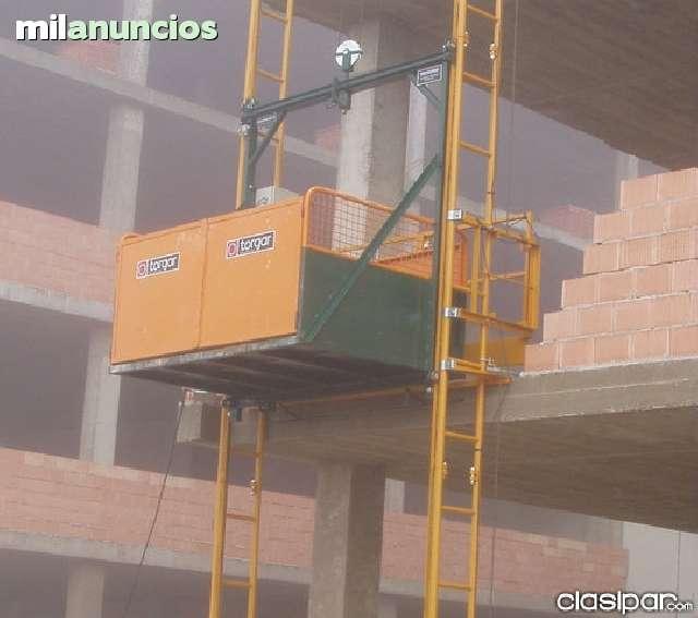 CARRETILLAS,  TELESCOPICAS ANDAMIOS GRUAS - foto 3