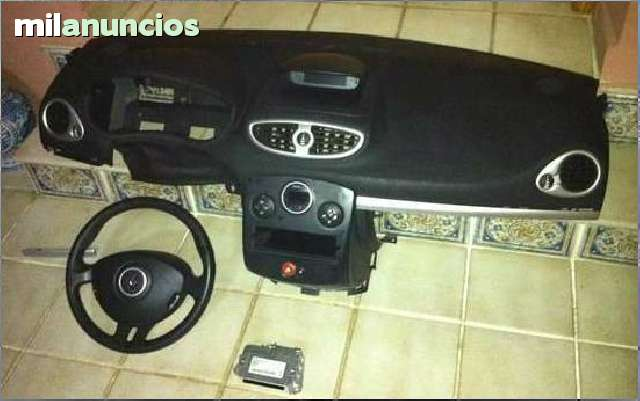JUEGO AIRBAGS RENAULT CLIO 2008 - foto 1