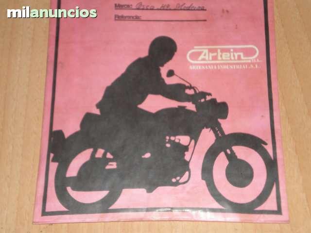 JUNTAS MOTOR - MOTOSCLASICAS - foto 5