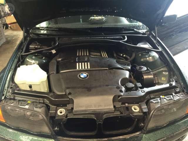 MOTOR BMW 320D E46 2. 0D 136CV - foto 1