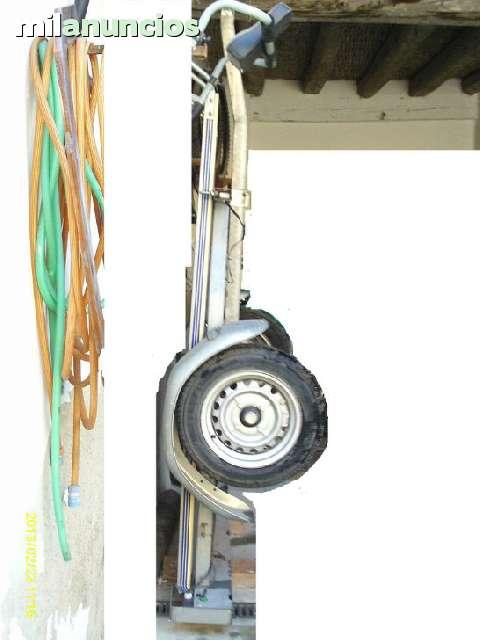 REMOLQUE 750 KG 1 EJE - DOS DE 2 EJES 2500 KG - foto 5