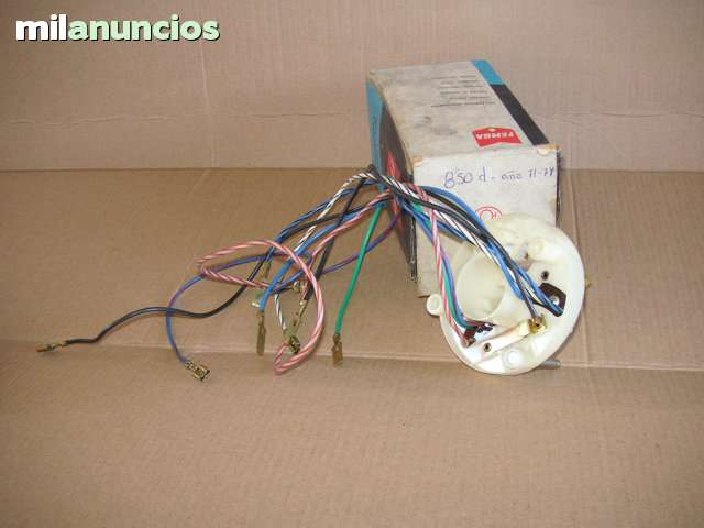 BASE LUCES PLACA SEAT 850 - foto 2