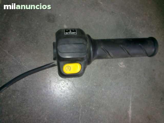 PUÑO DEL GAS PEUGEOT LOOXOR - foto 2