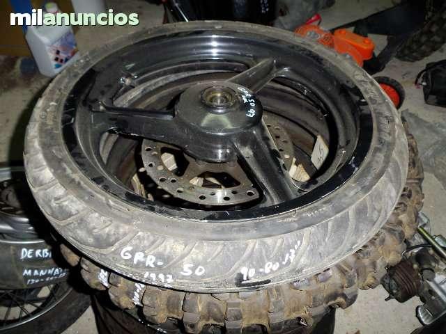 RUEDA DELANTERA GPR - foto 1