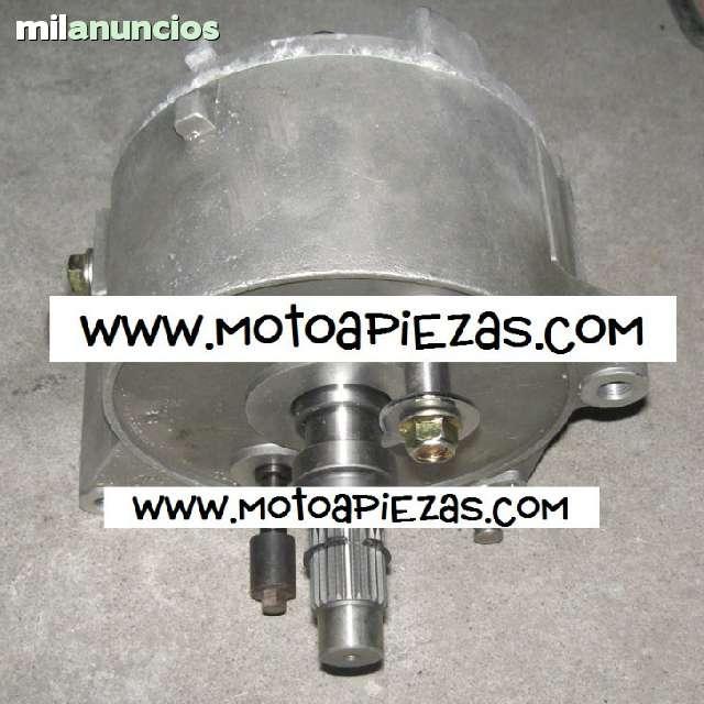 KAZUMA 150CC ATV GRUPO MARCHA ATRAS - foto 3