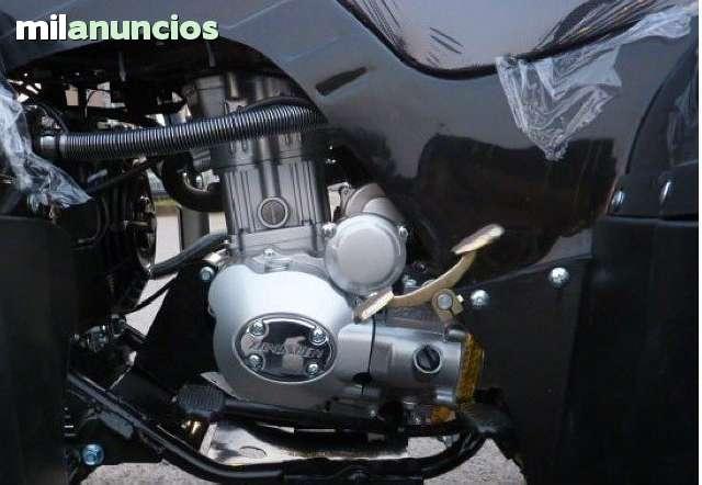 ATV REVERSE GEAR BOX CONJUNTO DE TRES RU - foto 3