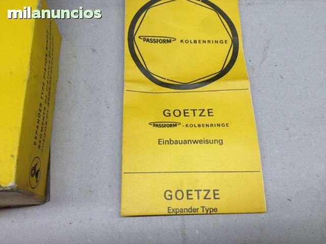 SEGMENTOS SEAT 80 MM SEAT 124, 1430, 131,  - foto 2