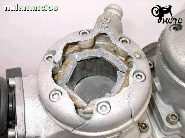 COMPRO MOTOS DE CROSS ROTAS, GRIPADAS. . .  - foto 3