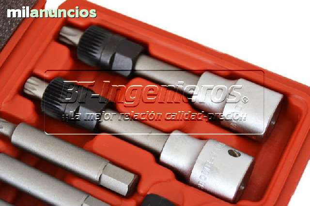 KIT  EXTRACCIÓN  POLEAS DE ALTERNADORES - foto 3