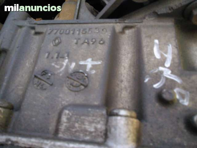 CAJA CAMBIOS AUTOMATICA RENAULT LAGUNA 2 - foto 2