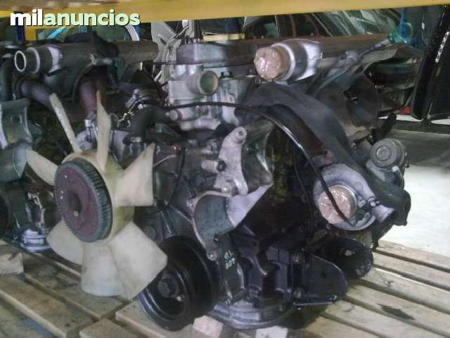 MOTOR COMPLETO LAND ROVER DISCOVERY TDI - foto 1