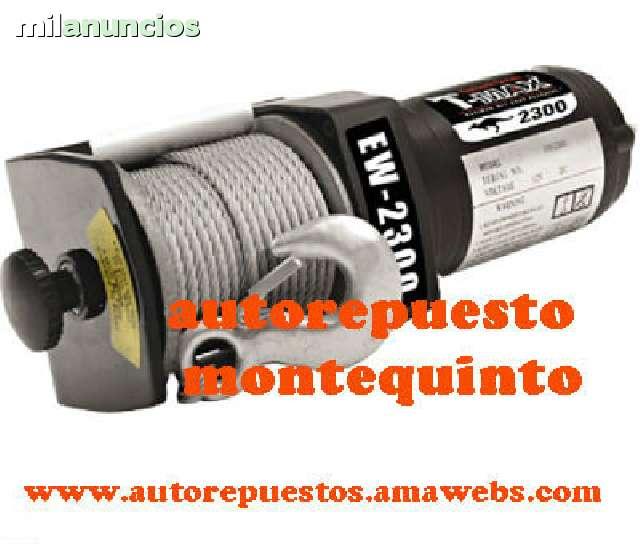 CABRESTANTE T-MAX - 900 KG - 12V - UNIVE - foto 1