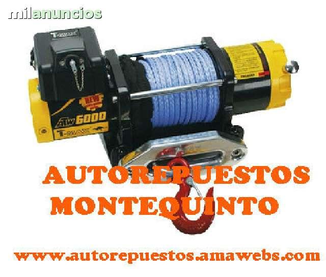 CABRESTANTE T-MAX - 2. 7T - 12V - ATW 600 - foto 1