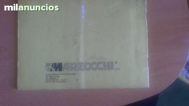 MANUAL MARZOCCHI AG STRADA - foto 3