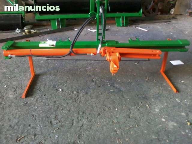 BARRAS DESPLAZADORAS HIDRAULICAS (NUEVA) - foto 2
