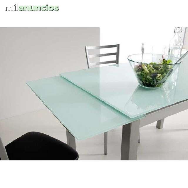 Mesas De Cocina Milanuncios.Mesa De Cocina Extensible