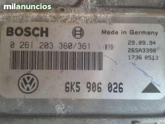 CENTRALITA DE MOTOR BOSCH 0261203360/361 - foto 2