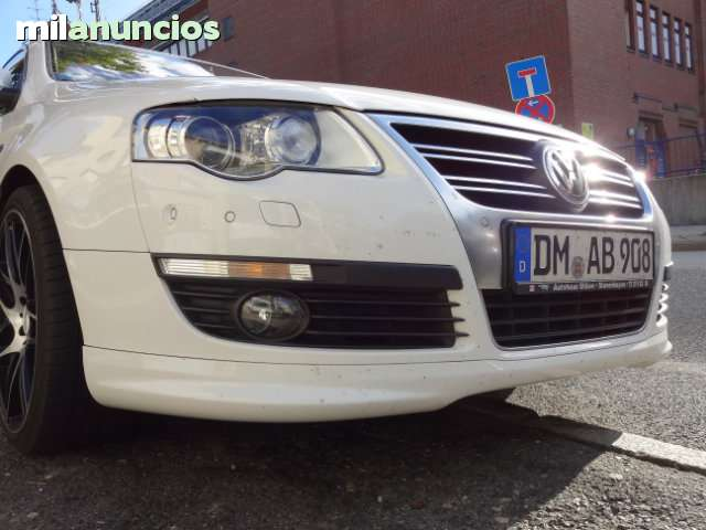 SPOILER DELANTERO VW PASSAT B6 - foto 3