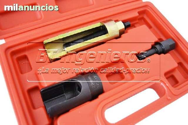 EXTRACTOR INYECTORES MERCEDES CDI - foto 1