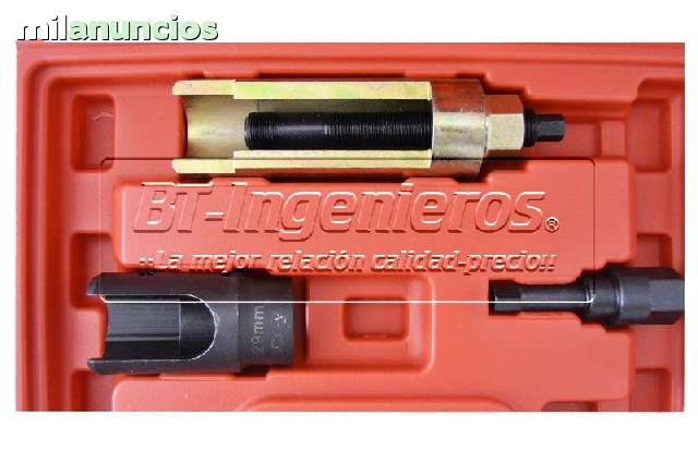 EXTRACTOR INYECTORES MERCEDES CDI - foto 2