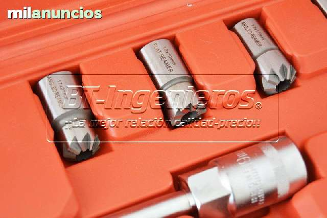 JGO ESCARIADOR ASIENTOS DE INYECTORES.  - foto 3