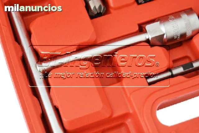 JGO ESCARIADOR ASIENTOS DE INYECTORES.  - foto 5