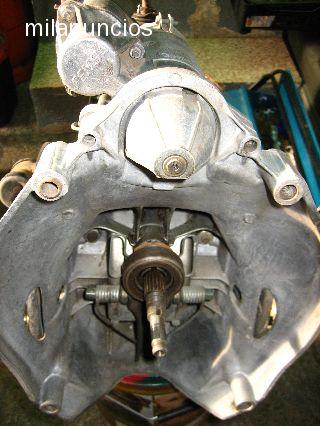 MOTOR CITROEN 2 CV Y CAJA DE CAMBIOS - foto 1