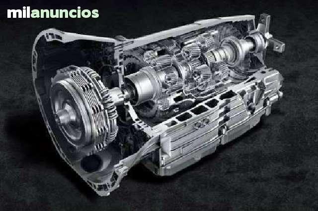 CAJA CAMBIOS AUTMATICA VW TOUAREG 3. 0 V6 - foto 1