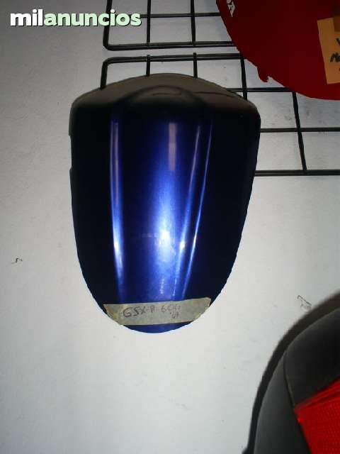 TAPA COLIN GSX-R 600 2007 - foto 1