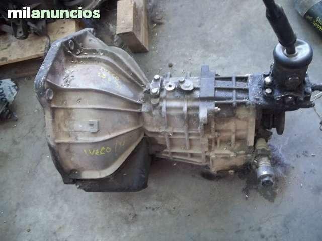 CAJA DE CAMBIOS IVECO 2. 5D  92 FAROS - foto 3