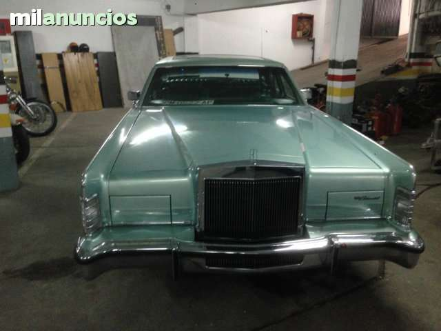 FORD - LINCOLN CONTINENTAL TOWN CAR - foto 3