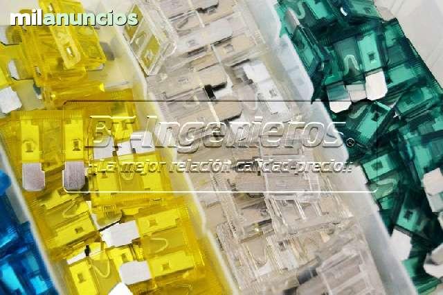 JUEGO 120 FUSIBLES COCHE DE 5 A 30 AMP - foto 4