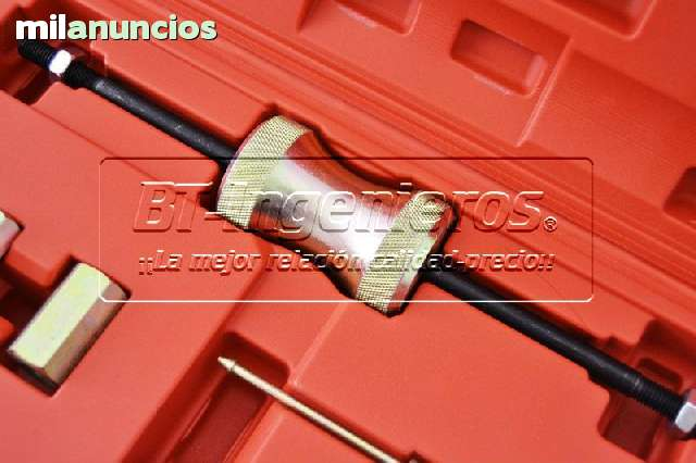 KIT EXTRACTOR INYECTORES VAG TDI.  7PZ.  - foto 3