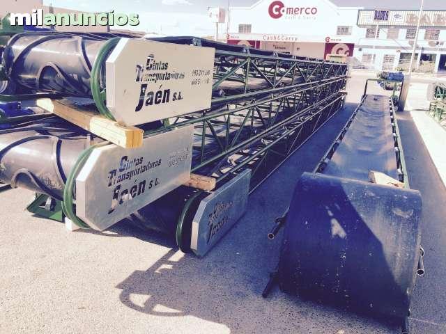 CINTAS Y BANDAS TRANSPORTADORAS - foto 3