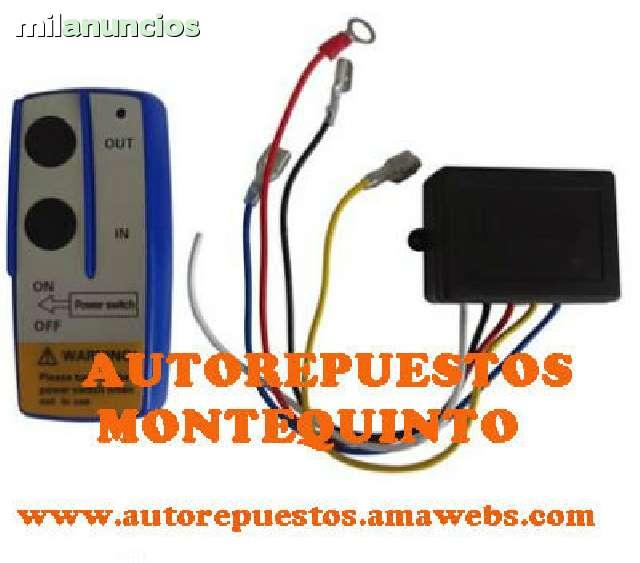 MANDO INALÁMBRICO UNIVERSAL 24V - foto 1