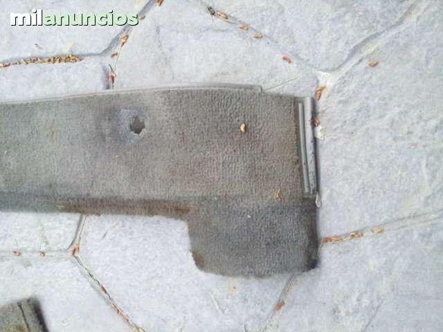 SUELOS DE MOQUETA GRIS CABINA VW T3 - foto 8
