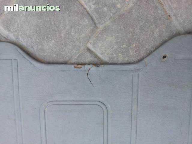 PANELES PUERTAS GRISES VW T3 Y SYNCRO - foto 3