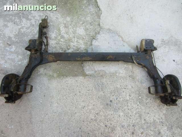 PUENTE TRASERO GOLF G60, DEL AÑO 90 - foto 2