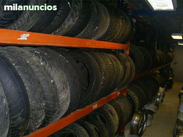 NEUMÁTICOS DE OCASIÓN PARA MOTO - foto 1