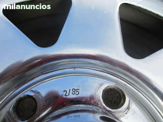 LLANTAS MANGELS CROMADAS SUZUKI SANTANA - foto 6