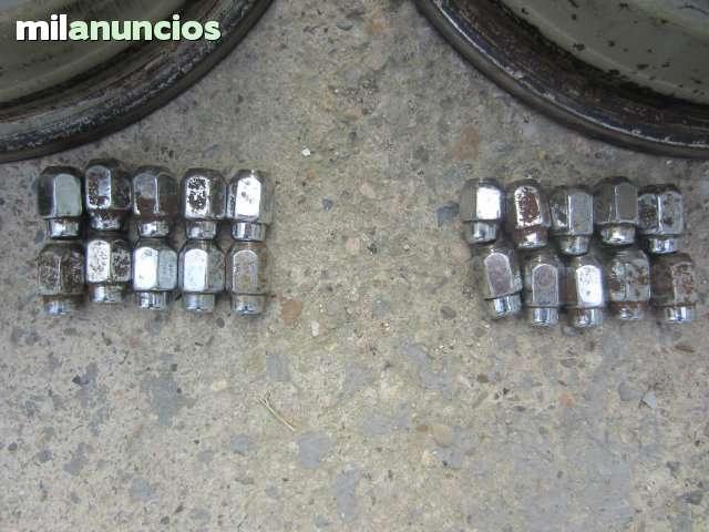 LLANTAS MANGELS CROMADAS SUZUKI SANTANA - foto 7